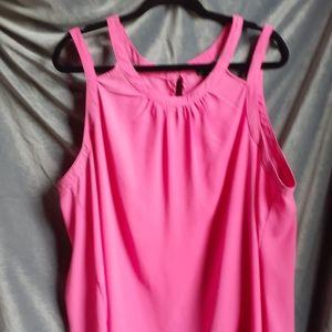 Torrid pink blouse
